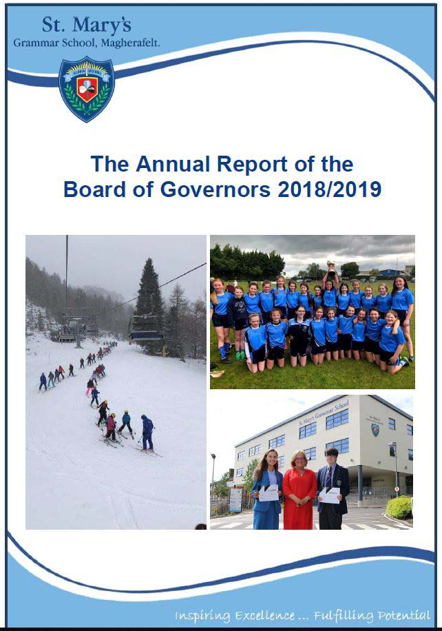 Board of Governors Report 2018/19