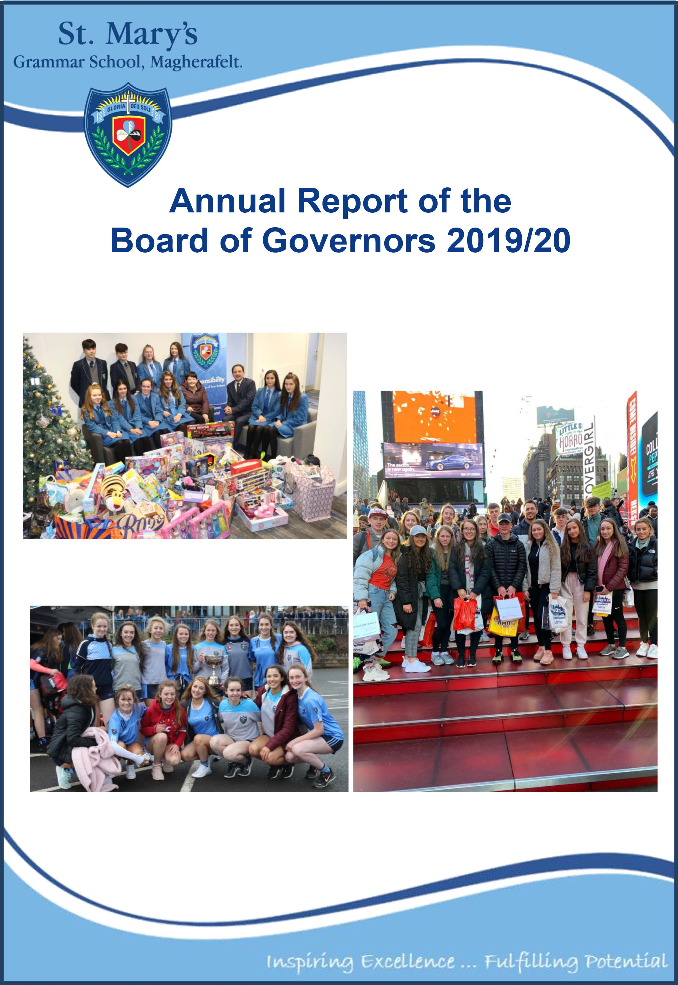 Board of Governors Report 2019/20